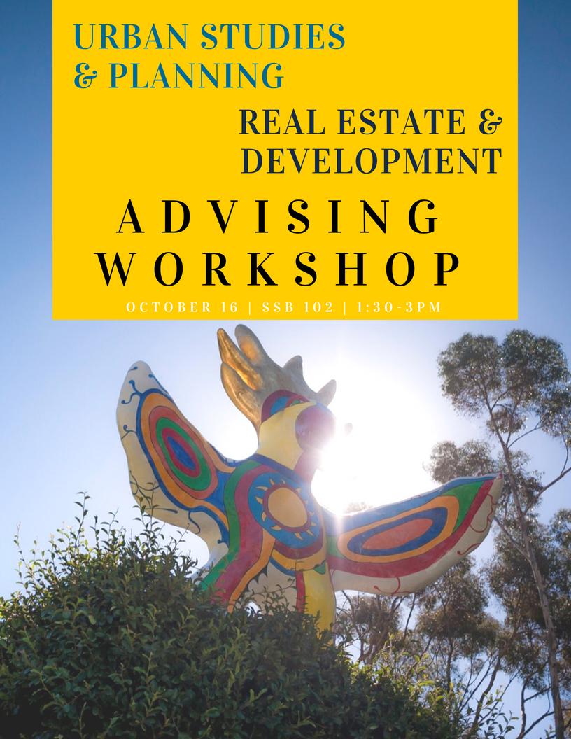 USP RED Advising Workshop Flyer (1)