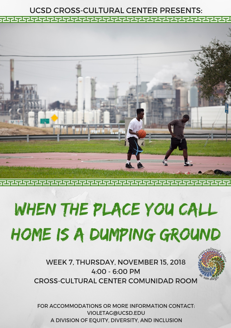 When the Place You Call Home is A Dumping Ground
