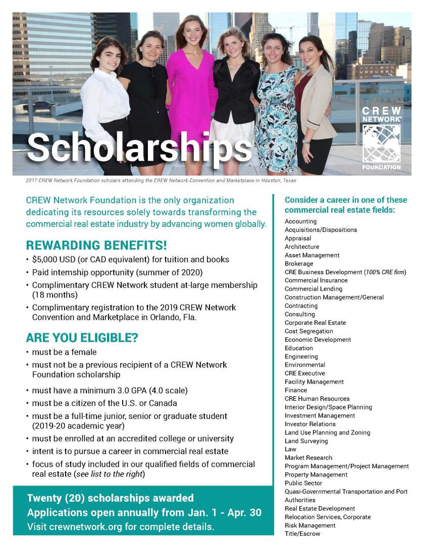 crew-network-foundation-scholarship-flyer