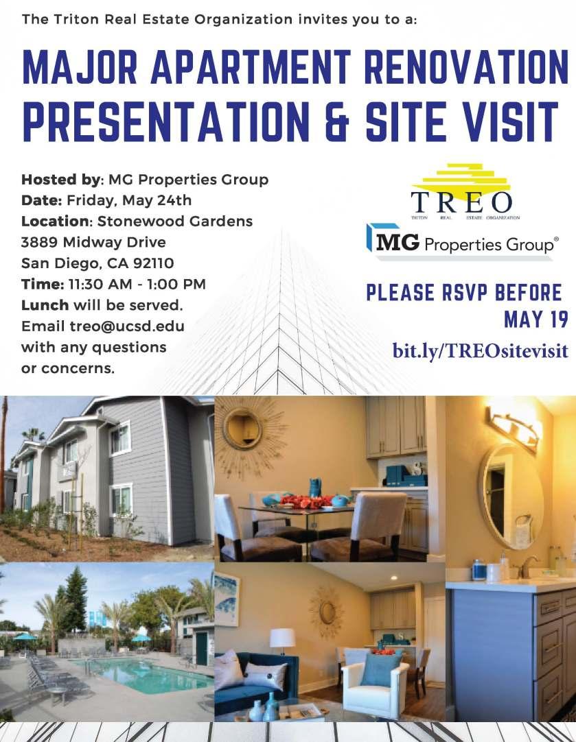 Triton Real Estate Organization Site Visit