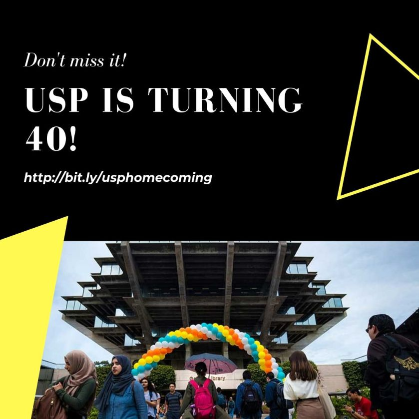 USP is Turning 40!